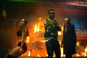 New Video: Juicy J & Wiz Khalifa  – 'Cell Ready'
