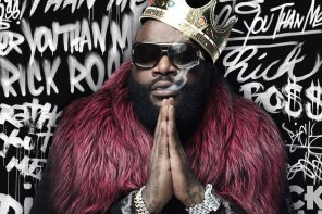 Here Are The First Week Sales For Rick Ross 'Rather You Than Me' Album