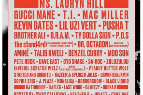 Travis Scott, Atmosphere, Gucci Mane, T.I. & More To Perform At Soundset 2017 (Full Lineup)