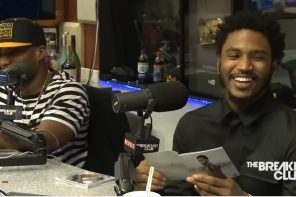 "Trey Songz Talks Personal Issues w/ Drake, Nicki Minaj ""Jumping The Gun"" on The Breakfast Club"