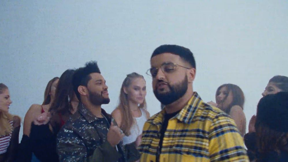 new video nav � some way feat the weeknd hiphopnmore