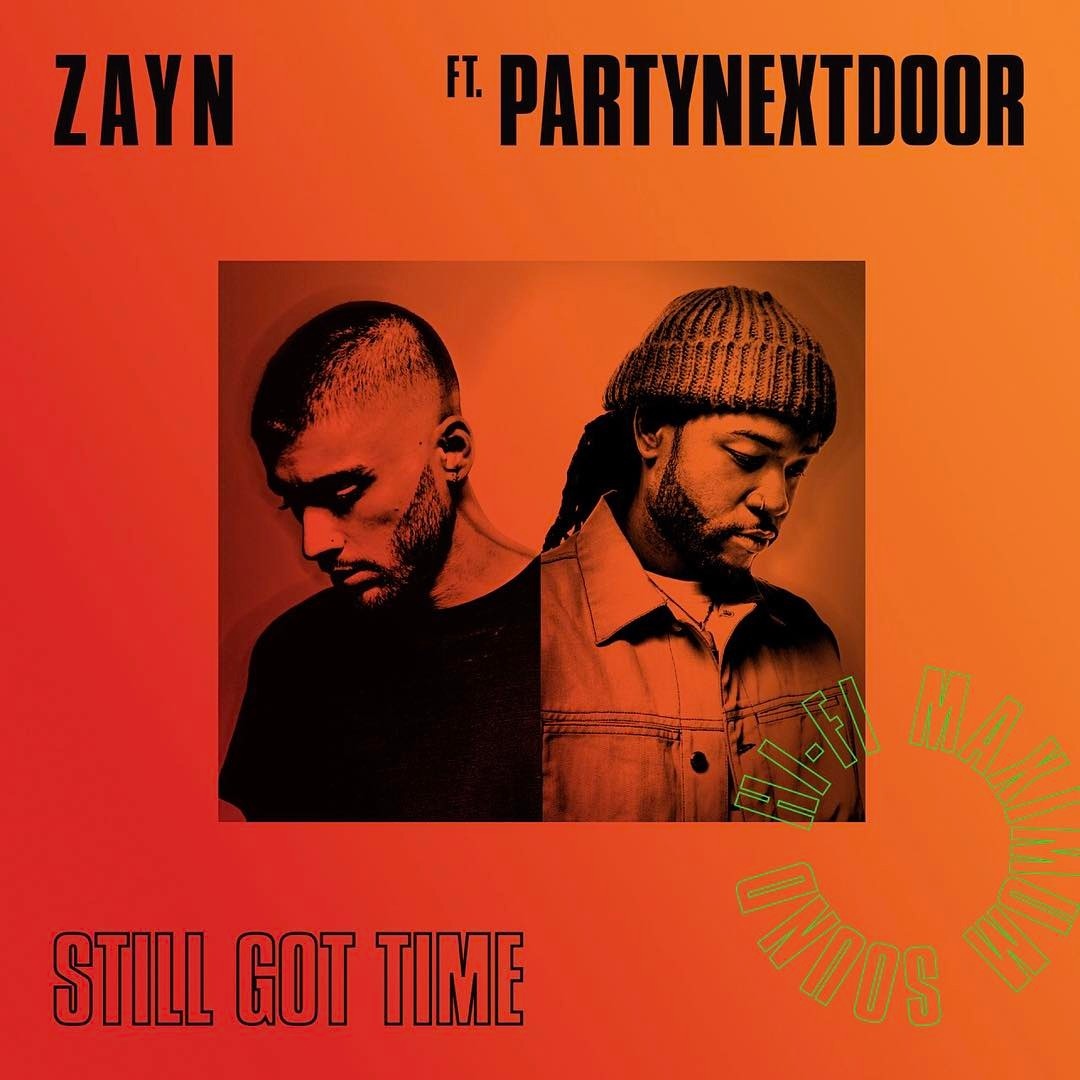 Zayn debuts 'Still Got Time' with PARTYNEXTDOOR