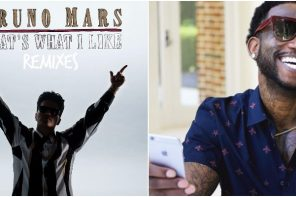 New Music: Bruno Mars – 'That's What I Like (Remix)' (Feat. Ludacris & Gucci Mane)