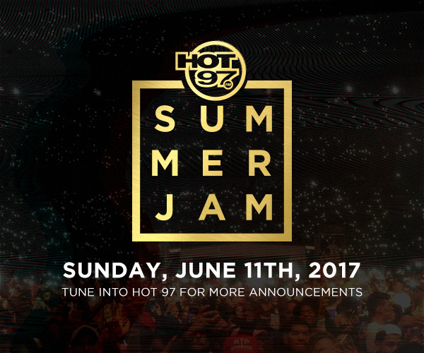 Hot 97 Summer Jam Tickets