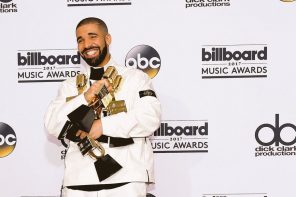 Watch All of Drake's Winning Speeches at Billboard Music Awards 2017