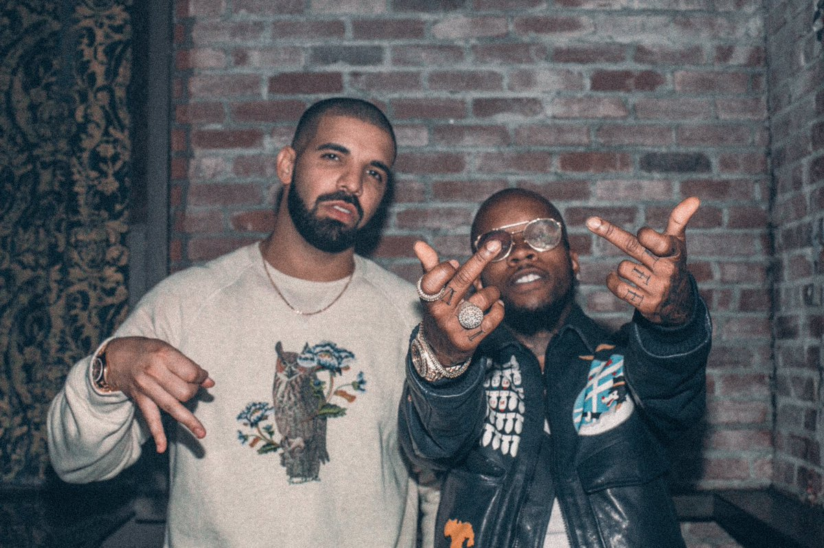 Drake & Tory Lanez Appear To Settle Feud