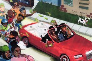 Gucci Mane Reveals 'DropTopWop' Album Release Date, Artwork & Track List