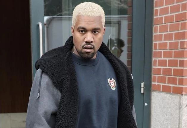 Kanye's Recording His New Album... In Wyoming?