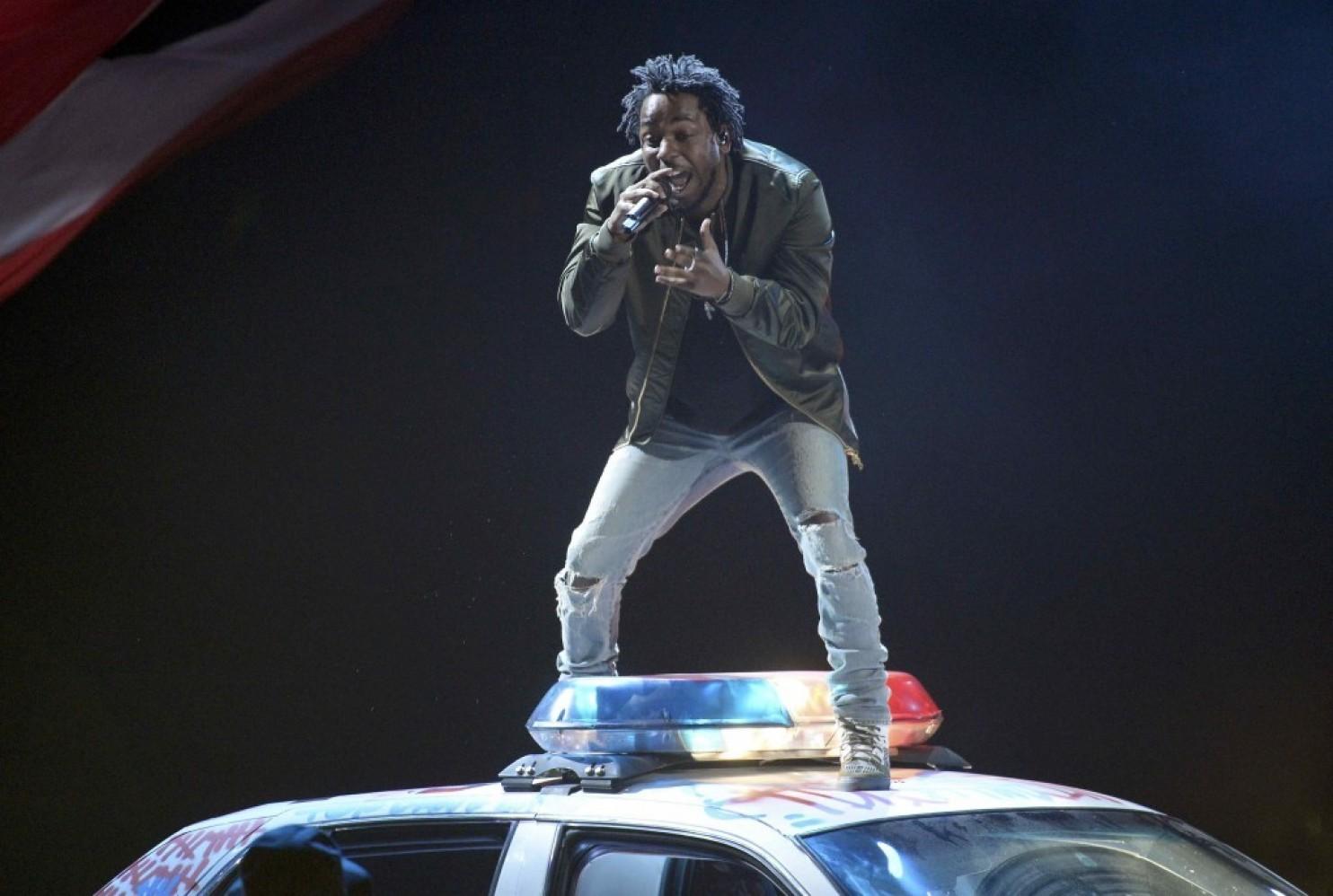 The Blind Woman On Kendrick Lamar's 'DAMN.' Is… | HipHop-N ...