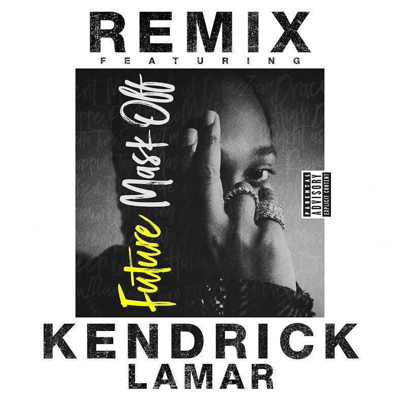 Kendrick Lamar Remixes Future's 'Mask Off'