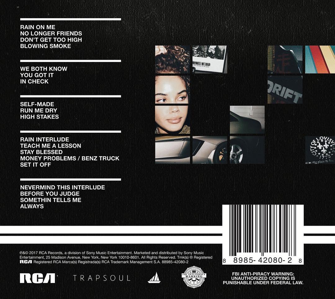 Bryson Tiller Album Cover: Bryson Tiller Reveals 'True To Self' Tracklisting