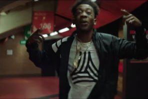 Watch Desiigner's New Video 'Outlet'