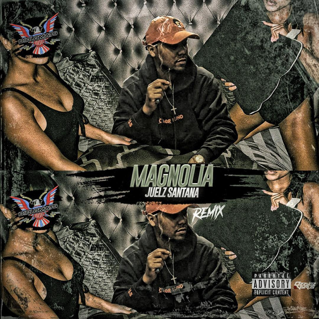 new music juelz santana � magnolia freestyle hiphop