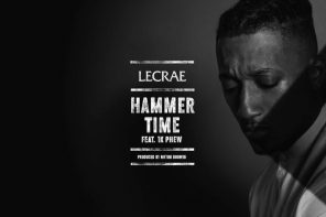 New Music: Lecrae – 'Hammer Time' (Feat. 1k Phew)