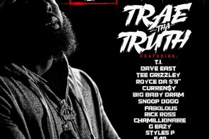New Music: Trae Tha Truth – 'I'm On 3.0' (Feat. Various Artists)