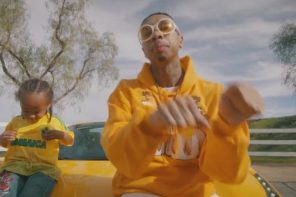 New Video: Tyga – 'Flossin' (Feat. King)