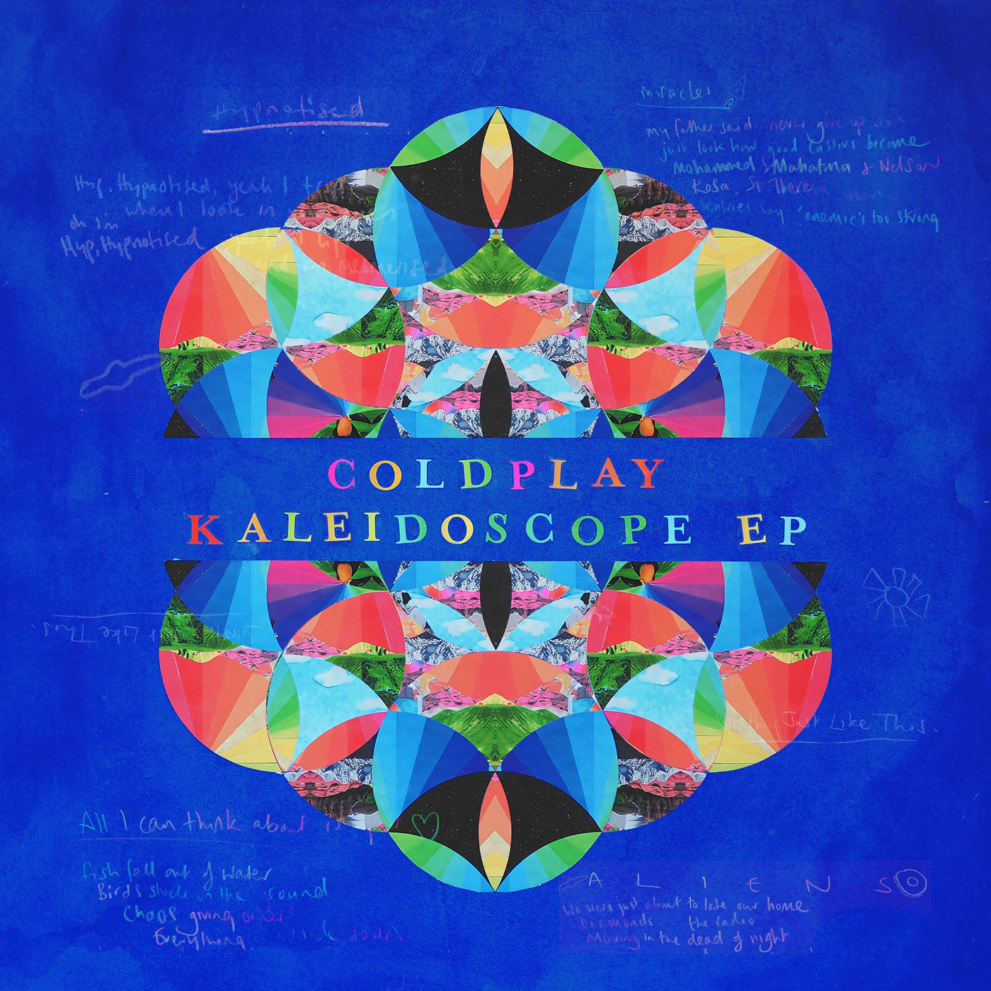 Coldplay releases