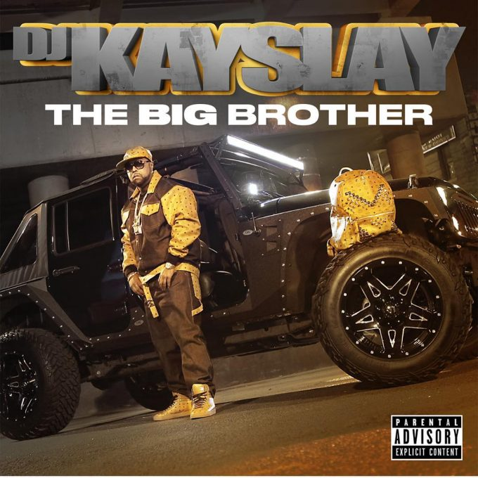 DJ Kay Slay - Jealousy Ft Busta Rhymes, The Game & Tech N9ne