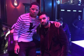Drake Previews New Song While on Run With Boxer Gervonta Davis