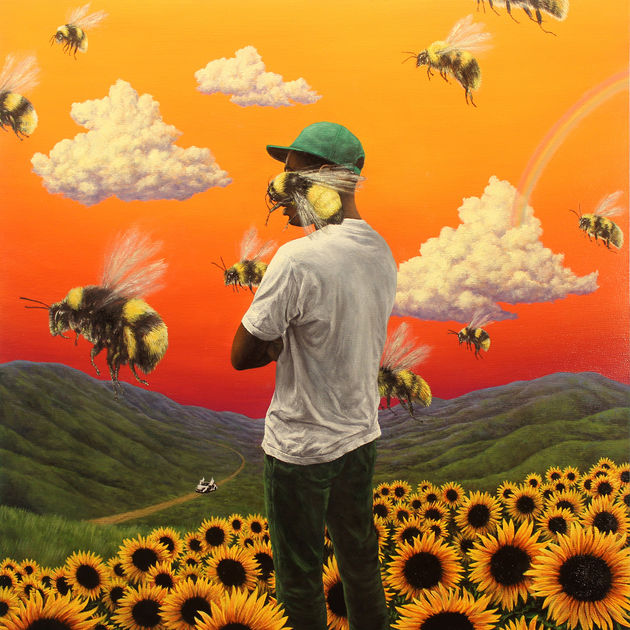 Hear Tyler, the Creator's Jolting New Song 'I Ain't Got Time!'