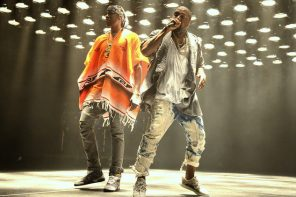 A New Version of Kanye West's 'All Day' Feat. 2 Chainz Has Surfaced
