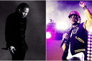 Kendrick Lamar Brings Out Chance The Rapper in Chicago: Watch