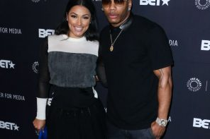 Nelly Has Big Plans for Girlfriend Miss Jackson's Birthday