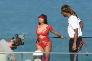 Future & Nicki Minaj's Collaboration 'You Da Baddest' Surfaces Online