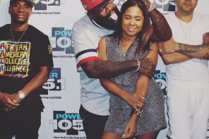 Rick Ross Flirts With Angela Yee, Talks 'Signed' Show on The Breakfast Club