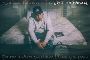 Stream Rob Markman's Debut Project 'Write To Dream'