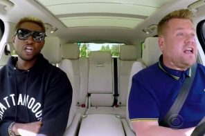 Usher Does 'Carpool Karaoke' with James Corden: Watch