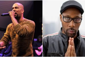 Starz Picks Up 'Black Samurai' Series Starring Common and Produced by RZA