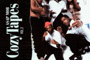ASAP Mob – 'Cozy Tapes Vol. 2: Too Cozy' (Track List)