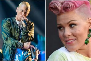 New P!nk & Eminem Collaboration Reportedly Titled 'Revenge'