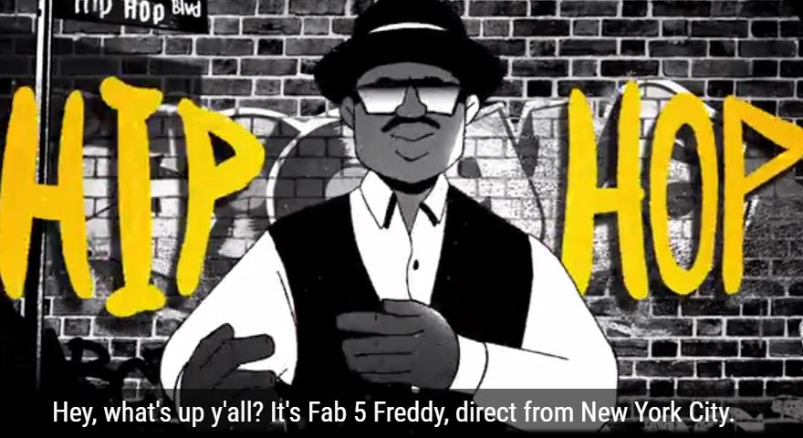 Google celebrates history of hip hop with interactive doodle