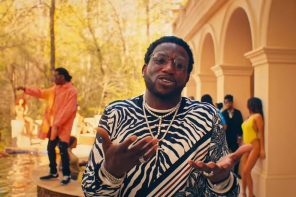 Watch Gucci Mane's New Video 'I Get The Bag' Feat. Migos