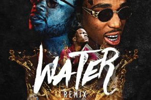 New Music: Joe Gifted – 'Water (Remix)' (Feat. Gucci Mane & Quavo)