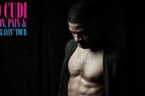 Kid Cudi Announces 'Passion, Pain & Demon Slayin' Tour