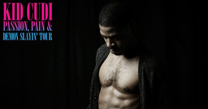 Prepare Your Coins To Catch Kid Cudi On The Road This Fall