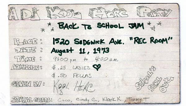 Hip-Hop's 44th Birthday Is Getting the Google Treatment