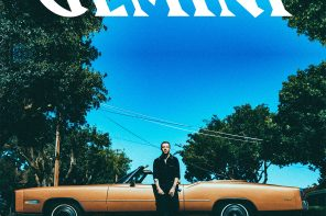 Macklemore Unveils Artwork & Track List For New Album 'Gemini'