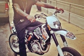 Meek Mill Detained in Bronx For Driving Dirt Bike Recklessly