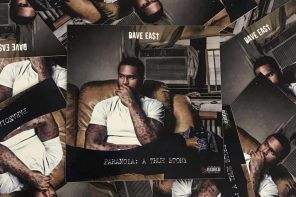 Stream Dave East's Debut Def Jam Project 'Paranoia'