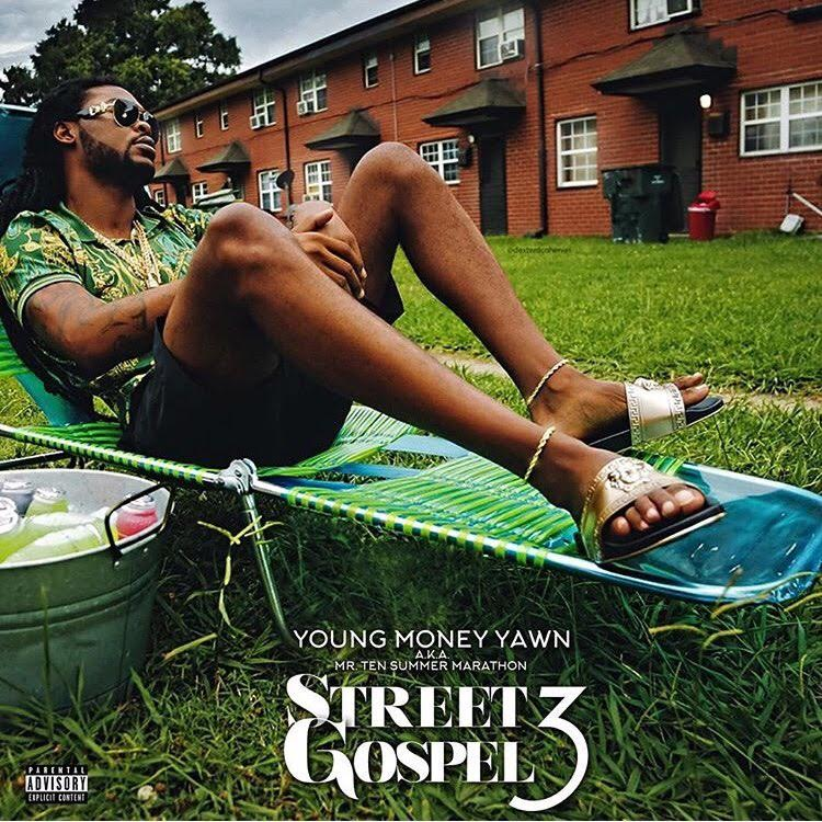 Pusha T's Protege Young Money Yawn Releases 'Street Gospel 3