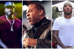 50 Cent, Busta Rhymes, Jeezy & More To Perform at Masters of Ceremony Concert at Barclays Center