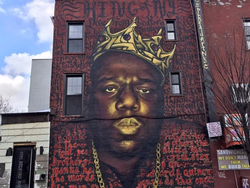 Here 39 s a list of our 5 favorite hip hop murals hiphop n more for Nas mural queensbridge
