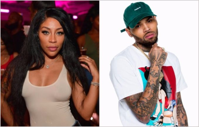 K. Michelle - Either Way Ft Chris Brown