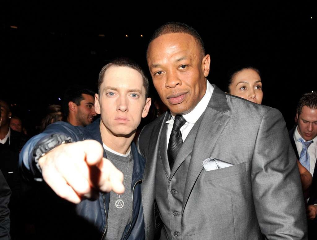 eminem amp dr dre creating new music for bodied