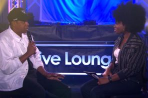 Jay-Z Interview & Performance on BBC Radio 1 Live Lounge