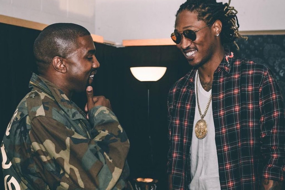 Music Mafia Tease New Leaked Songs from Kanye West, Future